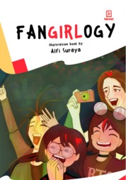 Fangirlogy by Cover