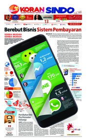 Koran Sindo / 25 FEB 2018