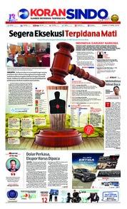 Koran Sindo / 27 APR 2018