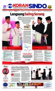 Koran Sindo / 18 JAN 2019