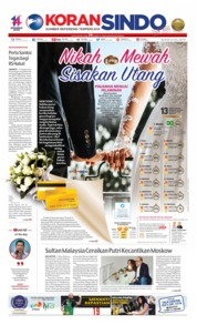 Koran Sindo / 23 JUL 2019