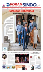 Koran Sindo / 21 OCT 2019