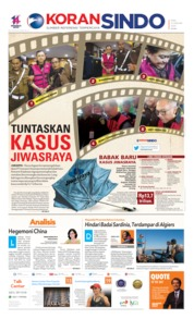 Koran Sindo / 15 JAN 2020