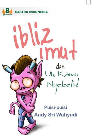 Cover ibliz imut dan Uh, Kamu Nyebelin! oleh