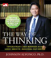 Cover The Way Of Thinking oleh