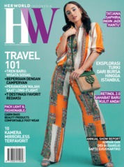 her world Indonesia / MAY 2019