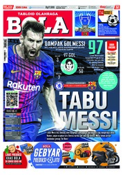 Tabloid Bola / ED 2846 FEB 2018