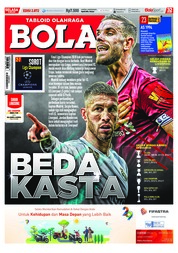 Tabloid Bola / ED 2872 MAY 2018