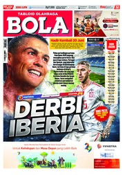 Tabloid Bola / ED 2878 JUN 2018