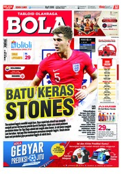 Tabloid Bola / ED 2883 JUL 2018