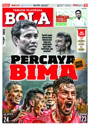 Tabloid Bola / ED 2911 OCT 2018