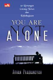 Cover You Are Not Alone oleh