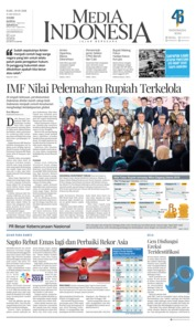 Media Indonesia / 10 OCT 2018