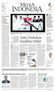 Media Indonesia / 17 JAN 2019