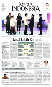 Media Indonesia / 18 JAN 2019