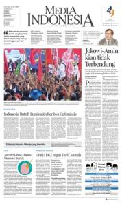 Media Indonesia / 25 MAR 2019