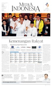 Media Indonesia / 18 APR 2019