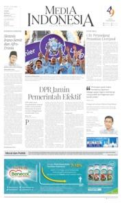 Media Indonesia / 13 MAY 2019