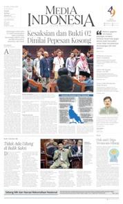 Media Indonesia / 20 JUN 2019