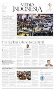 Media Indonesia / 19 JUL 2019
