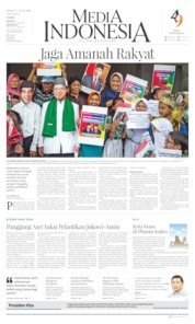 Media Indonesia / 20 OCT 2019