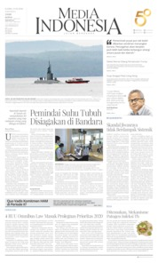 Media Indonesia / 23 JAN 2020