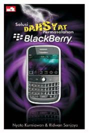 Cover Solusi Dahsyat Permasalahan BlackBerry oleh