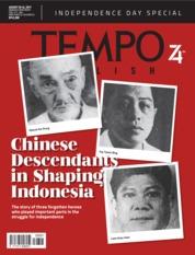 TEMPO ENGLISH ED 1663 / 20-26 AUG 2019