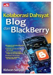 Cover Kolaborasi Dahsyat Blog dan BlackBerry oleh