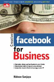 Cover Creative Facebook For Business oleh