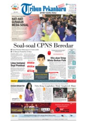Tribun Pekanbaru / 16 OCT 2018