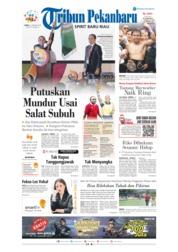 Tribun Pekanbaru / 21 JAN 2019