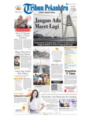 Tribun Pekanbaru / 15 FEB 2019