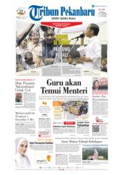 Tribun Pekanbaru / 26 MAR 2019