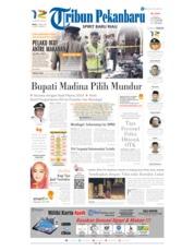 Tribun Pekanbaru / 22 APR 2019