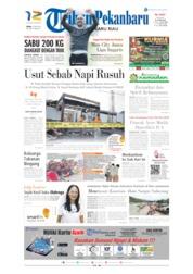 Tribun Pekanbaru / 13 MAY 2019