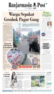 Banjarmasin Post / 31 MAY 2020