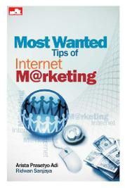 Cover Most Wanted Tips of Internet Marketing oleh