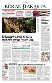 Koran Jakarta / 18 JUN 2018