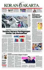 Koran Jakarta / 16 OCT 2018