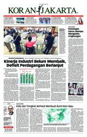 Koran Jakarta / 15 FEB 2019