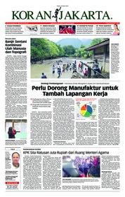 Koran Jakarta / 19 MAR 2019