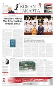 Koran Jakarta / 16 AUG 2019