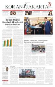 Koran Jakarta / 21 AUG 2019