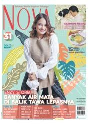 Cover Majalah NOVA ED 1620 Maret 2019