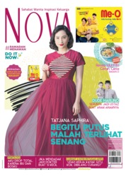 NOVA Magazine Cover ED 1631 May 2019