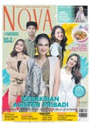 Cover Majalah NOVA ED 1633 Juni 2019