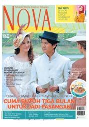 Cover Majalah NOVA ED 1642 Agustus 2019
