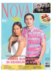 NOVA Magazine Cover ED 1643 August 2019