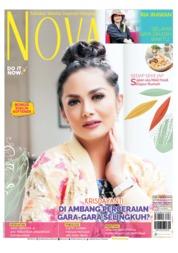 NOVA Magazine Cover ED 1658 December 2019
